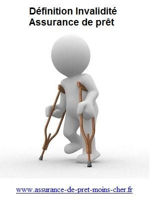Qu'est ce que la garantie invalidité ?