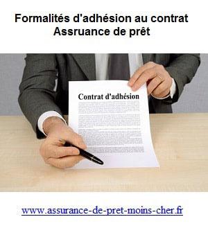 Qu'elles sont les formalités de résiliation de contrat assurance de pret ?