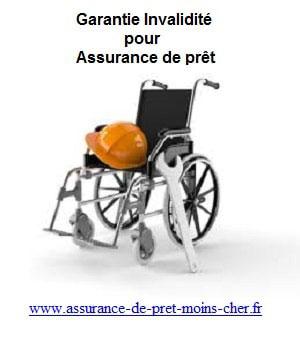 Comment défénir la garantie d'invalidité professionnelle ?