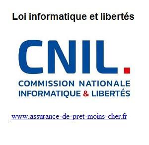 Conditions et réglementations de la loi Informatique et Libertés
